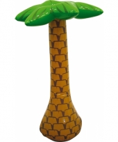 Hawaii opblaas palmboom 65 cm