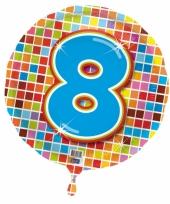 Helium ballon 8 jaar