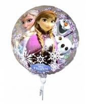 Helium ballon van elsa en anna 54 cm