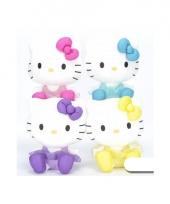 Hello kitty knuffel paars