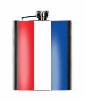Heupflessen nederlandse vlag 200 ml