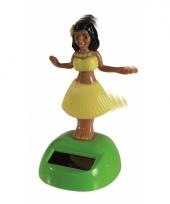 Heupwiegend hula meisje