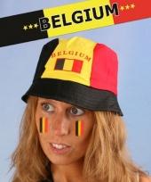 Hoe word ik een belgie supporter pakket