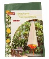 Hoes voor parasol groen 120 cm