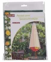 Hoes voor parasol groen 175 cm