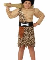 Holbewoners kleding voor jongens
