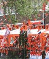 Holland feestartikelen pakket maxi