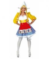 Holland jurk voor dames