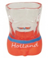 Holland thema shotglaasje