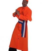 Hollandse kardinaal kostuum