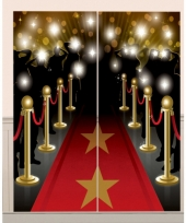 Hollywood thema muurdecoratie