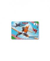 Holografisch plastic planes placemat