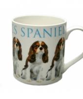 Honden mok king charles spaniel