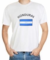 Honduras vlaggen t-shirts