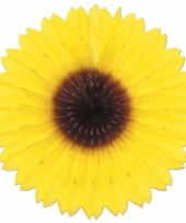 Honeycomb zonnebloem 45 cm