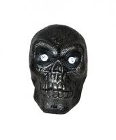 Horror schedel met eng geluid en lichtgevende ogen