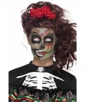 Horror schmink zombie