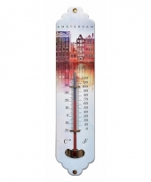 Huis thermometer amsterdam
