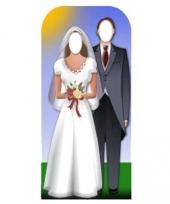 Huwelijk fotobord