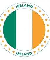Ierse vlag print bierviltjes