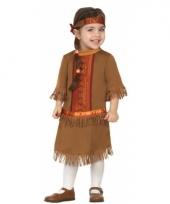 Indiaan jurkje voor kleine kinderen