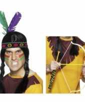Indianen verkleedsetje voor volwassenen