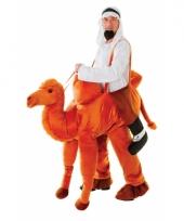 Instap kamelen kostuum voor volwassene