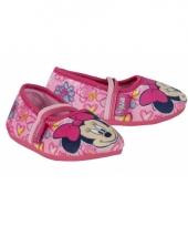 Instapsloffen minnie mouse voor kids