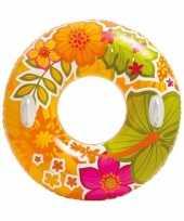 Intex oranje zwembanden 97 cm 10086437