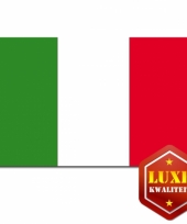 Italiaanse vlaggen 100 x 150 cm