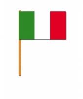 Italiaanse zwaaivlag