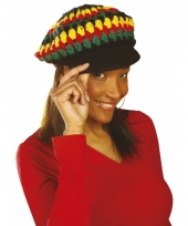 Jamaicaanse feest muts