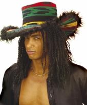 Jamaicaanse pimp hoed voor volwassenen