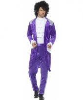 Jaren 80 popster outfit prince