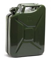 Jerrycan 20 liter legergroen