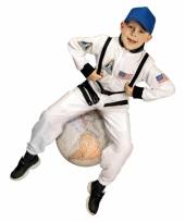 Jongens astronauten pak