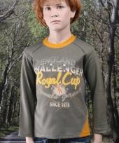 Jongens shirt