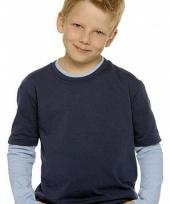 Jongens t-shirt lange mouw