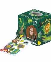 Jungle stickers 120 stuks