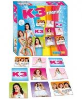 K3 kinder memo spel