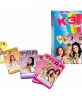 K3 kinderspel met kaarten