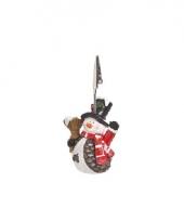 Kaart houder sneeuwpop type 1