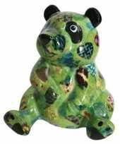 Kado spaarpot pandaatje type 2 15 cm