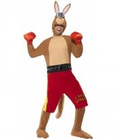 Kangoeroe kostuum bokser