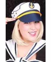 Kapitein pet voor volwassenen 10116809