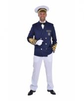 Kapiteins kleding jassen heren