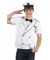 Kapiteins pak herenshirt