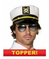 Kapiteinswit voor volwassenen