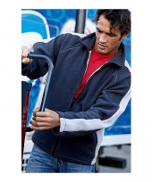 Kariban microfleece jacket