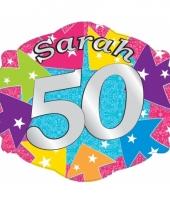 Kartonnen bord sarah 50